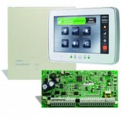 Kit de PC1832 central de alarma DSC + touch pad PTK5507