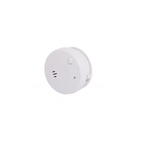 Detector de humos óptico + 3 baterías