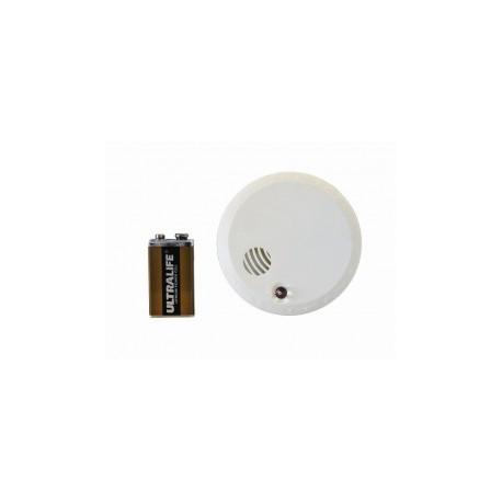 Optischer rauchmelder + lithium CHACON