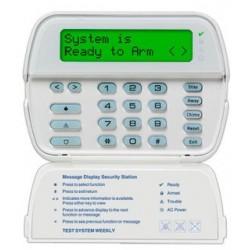LCD-bedienteil DSC PK5500