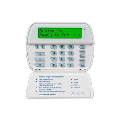Teclado LCD DSC PK5500