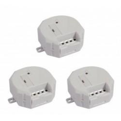 kit di 3 moduli CHACON 54751 ricevitore wireless per motorizzazione