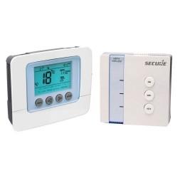 Pack elektronischer thermostat programmierbarer empfänger Z-Wave SECURE