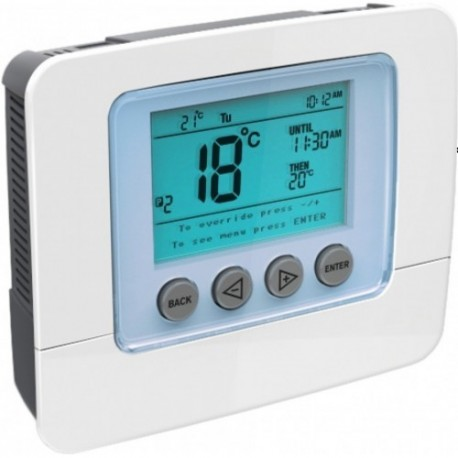 Thermostat elektronisch programmierbar Z-Wave SECURE SCS317