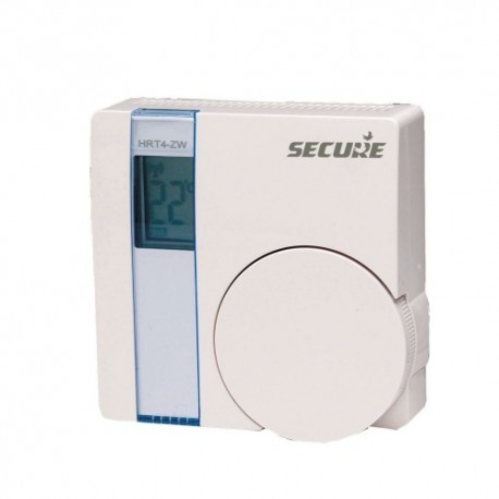 SECURE - Thermostat SRT321 mit LCD-anzeige Z-WAVE