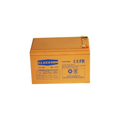 Batterie 12V 12AH L 151 X b 96 X HT 94