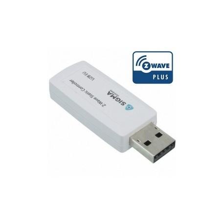 SIGMA DESIGNS ACC-UZB-E - Contrôleur Z-Wave Plus USB