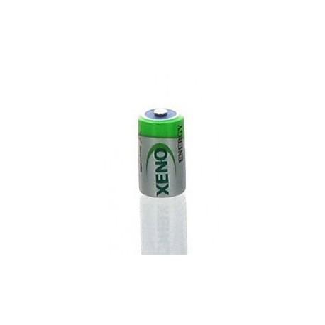 Batterie: lithium 3,6 V 1/2AA größe D