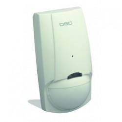 DSC -Detector, conexión de INFRARROJOS, y el vidrio-break