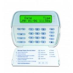 DSC - Teclado LCD de 2X16 caracteres con receptor de radio