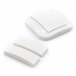 NODON Interruptor de pared EnOcean Cozi Blanco