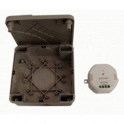 CHACON DI-O Module-ON / OFF 1000W + box waterproof for garden