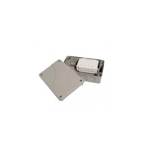 CHACON-Modul-schalter für 3 ladungen + wasserdichtes gehäuse