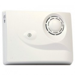Siren alarm wired indoor with battery