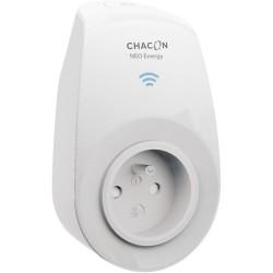 NEO presa di ALIMENTAZIONE di rete wifi CHACON 53015 con la misura di energia