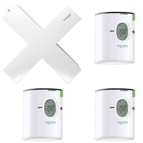 Wiser EER10200 - Pack warmwasser SCHNEIDER ELECTRIC