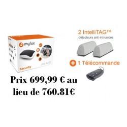 MYFOX Pack HC2 Sicurezza IntelliTag