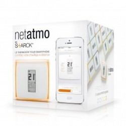 Netatmo NTH01-FR-EC thermostat connecté