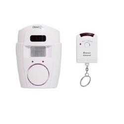 Alarme autonome détecteur de mouvement + télécommande CHACON