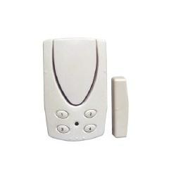Alarm eigenständige detektor-tür öffnen mit code CHACON 34021
