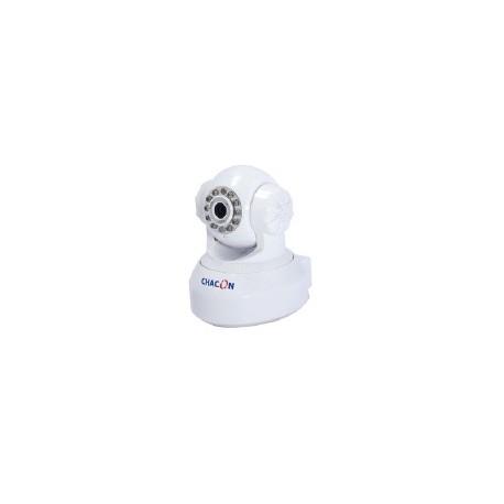 Caméra IP sans fil rotative CHACON 34537