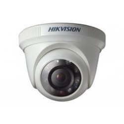 HIKVISION dome outdoors with IR 700LTV