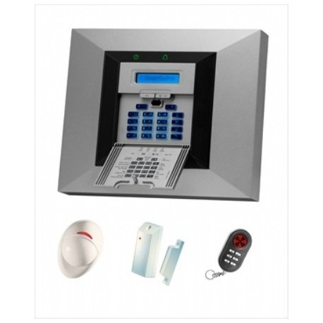 Alarm POWERMAX PRO - VISONIC-pack haus typ F1 / F2