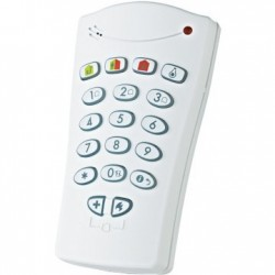 Tastatur KP-141-PG2 - Visonic-tastatur-leser für alarmanlage PowerMaster