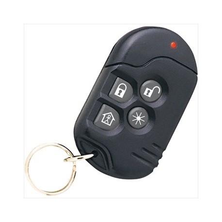 KF-234-PG2 Visonic - Télécommande 4 boutons pour alarme PowerMaster Visonic