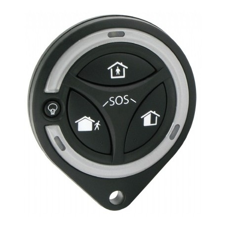 HONEYWELL control remoto de 4 botones TCC800M