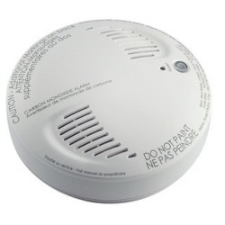 Detector de monóxido de carbono DSC WS4913EU