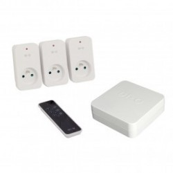 CHACON DIO ED-GW-05 - Pack-home automation lighting