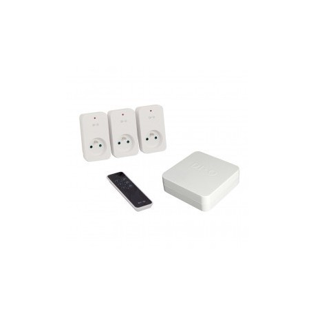 CHACON DIO ED-GW-05 - Pack haustechnik beleuchtung