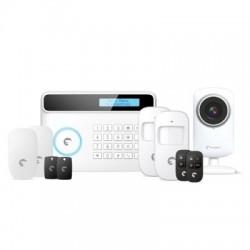 ETIGER - pack alarm S4CV ADSL-GSM mit IP-kamera