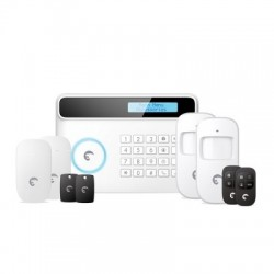 ETIGER - pack alarme maison ADSL GSM SAC