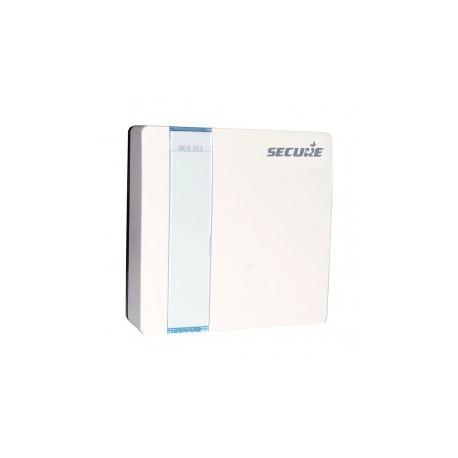 SEGURO - Sonda de temperatura y humedad Z-Wave SES303
