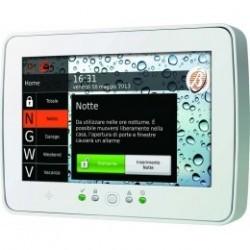 BENTEL - Teclado táctil para la central de alarma ABSOLUTA
