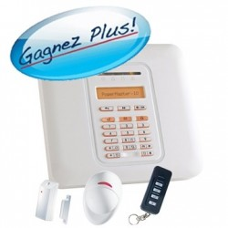 Visonic - PowerMaster10 wireless alarm